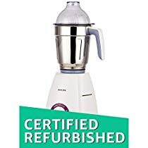Get (CERTIFIED REFURBISHED) Philips HL7699/00 750-Watt Mixer Gri at Rs 2399 | Amazon Offer