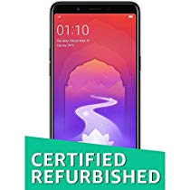 Get (CERTIFIED REFURBISHED) RealMe 1 (Diamond Black 6+128 GB) at Rs 11299 | Amazon Offer