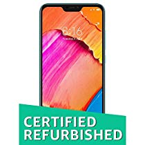 Get (CERTIFIED REFURBISHED) Redmi 6 Pro (Blue 4GB RAM 64GB Sto at Rs 11299 | Amazon Offer