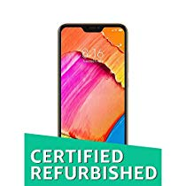 Get (CERTIFIED REFURBISHED) Redmi 6 Pro (Gold 3GB RAM 32GB Sto at Rs 9899 | Amazon Offer