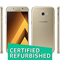 Get (Certified REFURBISHED) Samsung Galaxy A5 2017 A520 (Gold Sa at Rs 13299 | Amazon Offer