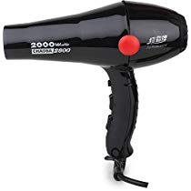 Get CHAOBA 2000 Watts Professional Hair Dryer (Black) at Rs 529 | Amazon Offer