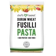 Get Chefs Basket Durum Wheat Fusilli Pasta, 500g at Rs 99 | Amazon Offer