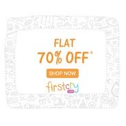 Get Childrens Day Celebrations Flat 70% OFF | firstcry Offer