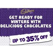 Get Christmas Sale - Cadbury Chocolates Upto 35% OFF | bigbasket Offer