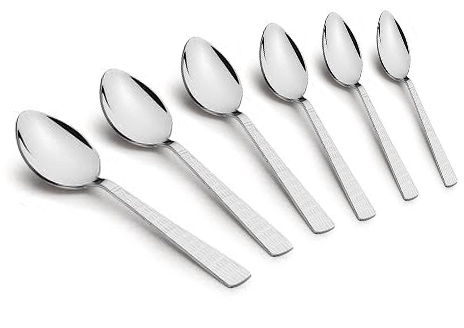 Get Classic Essentials Archies Stainless Steel Baby Spoon, 6-Piece at Rs 79   Amazon Offer