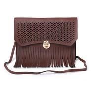 Get Classic Fashion brown color pu sling bag for womans (cfs0180) at Rs 269 | Amazon Offer