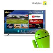 Get CloudWalker 127 cm (50 inch) Ultra HD (4K) LED Smart TV (Cloud TV 50SU) at Rs 35999 | Flipkart O