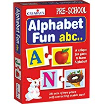 Get Creative Educational Aids 0634 Alphabet Fun ABC at Rs 139 | Amazon Offer