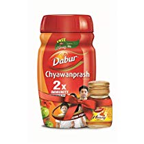 Get Dabur Chyawanprash – 1 kg with Free Dabur Honey – 50 g at Rs 275 | Amazon Offer
