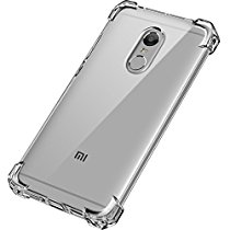 size 40 a3134 81ec7 Get Dashmesh Shopping Shockproof Bumper Hybrid Back Cover Case For Xiaomi  Redmi Note 4 [Bumper Corners with Air Cushion Technology] at Rs 199 |  Amazon ...