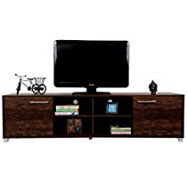 Get DeckUp Uniti TV Stand and Home Entertainment Unit (Wenge M at Rs 5999 | Amazon Offer