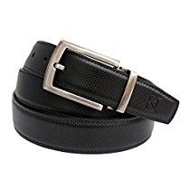 Get Dein Kleider Executive Faux Leather Belt for Men (Black/Brown Reversible) at Rs 329   Amazon Off