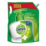 Get Dettol Liquid Hand wash Refill Original -1500 ml at Rs 189 | Amazon Offer