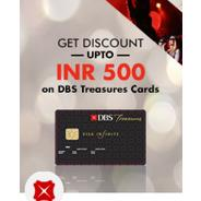 Get Discounts Upto Rs.500 On Movies, Concerts And Plays With Your Dbs Debit Cards | Bookmyshow Offer