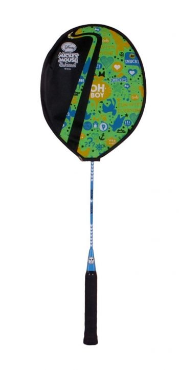 Get Disney Mickey Mouse Badminton Racquet, Junior G4 (Blue) at Rs 249 | Amazon Offer