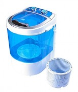 Get DMR 3 kg Portable Mini Washing Machine with Dryer Basket at Rs 3699 | Amazon Offer