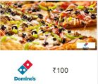 Get Dominos Instant Voucher – 25% off   at Rs 850 | Amazon Offer