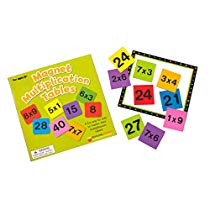 Get Dowling Magnets Magnet Multiplication Tables at Rs 1716 | Amazon Offer