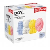 Get Doy Assorted Pack Soaps, 75g (Pack of 3) at Rs 64 | Amazon Offer