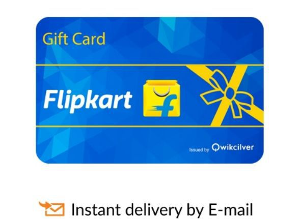 Get  e-Gift Vouchers 10% Cashback with Phonepe wallet at Rs 900   Flipkart Offer
