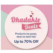 Get eBay Dhadakte Deals - Upto 70% OFF | ebay Offer