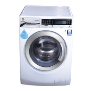 Get Electrolux 11 Kg Fully Automatic Front Load Washer with Dryer White at Rs 39999 | Flipkart Offer