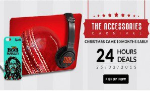 Get  Electronic & Automobile Accessories Carnival at Rs 500 | Flipkart Offer