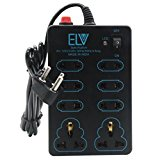 Get ELV Extension Board 6 Amp 8 Plug Point with Master Switch, LED Indicator, Extension Cord(2.2 Met
