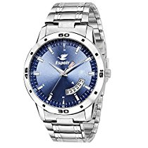 Get Espoir Analogue Blue Dial Men's Watch- Latest Bruce at Rs 199 | Amazon Offer