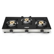 Get Eveready TGC 3B 3 Burner Manual Gas Stove at Rs 2599 | Shopclues Offer