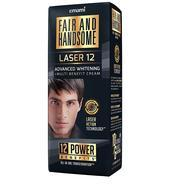 Get Fair and Handsome Laser 12 Advanced Whitening + Multi Benefit Cream, 30g at Rs 93 | Amazon Offer