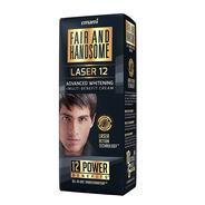 Get Fair & Handsome Laser 12 Advanced Whitening Multi Benefit Cream, 60g at Rs 202 | Amazon Offer