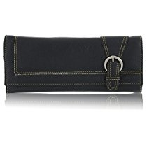 Get Fantosy Black Womens Wallet at Rs 219 | Amazon Offer