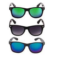 Get FashioNext Unisex Trio Combo Sports Wear Sunglasses at Rs 290 | Amazon Offer