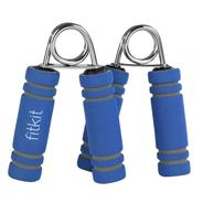 Get Fitkit FK97002 Foam Hand Grip Pair (Black) at Rs 255 | Amazon Offer