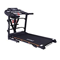 Get Fitkit FT100M 1.75HP Motorized Treadmill with Auto Lubrication [Free Installation Service] at Rs
