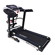 Get Fitkit FT200M 2.25HP Motorized Treadmill with Auto Lubrication and Auto Inclination at Rs 32990