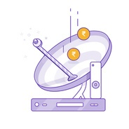 Get Flat Rs.25 Cashback on First Three Dth Recharges at Rs 225 | PhonePe Offer