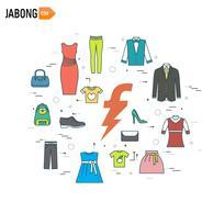 Get Flat Rs.75 Cashback Pay with FreeCharge on Jabong at Rs 75 | Freecharge Offer