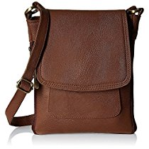 Get Flora Premium PU Leather Womens And Girls Cross Body Slin at Rs 341 | Amazon Offer