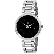 Get Fogg Analog Black Dial Women's Watch 4049-BK at Rs 299 | Amazon Offer