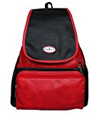 Get Fristo Backpack 2 Womens Backpack (Black and Red) at Rs 422 | Amazon Offer