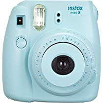 Get Fujifilm Instax Mini 8 Instant Point and Shoot Camera (Blue) at Rs 3490 | Amazon Offer