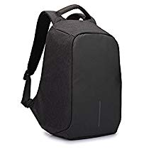 Get Fur Jaden 15 Ltrs Black Anti Theft Waterproof Backpack at Rs 1199 | Amazon Offer