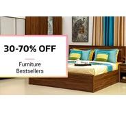 Get Furniture Crazy Deals Flat 30% - 70% OFF | Flipkart Offer
