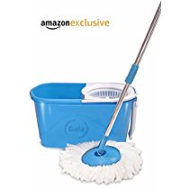 Get Gala e-Quick Spin Mop with Easy Wheels and Bucket with Free Refill at Rs 929 | Amazon Offer