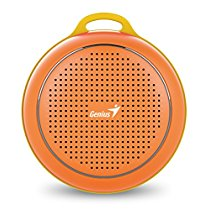 Get Genius SP-906BT Bluetooth Speakers with Mic (Orange) at Rs 899 | Amazon Offer