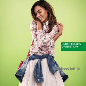 Get Get 70% off on United Colors of Benetton Women's Clothing   at Rs 209 | Flipkart Offer