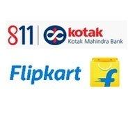 Get Get 99% OFF Using Kotak 811 Virtual Debit Card | Flipkart Offer
